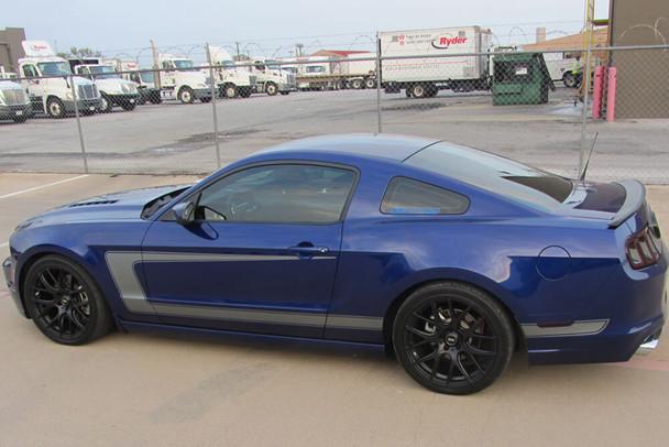 2010-14 Mustang C Stripe