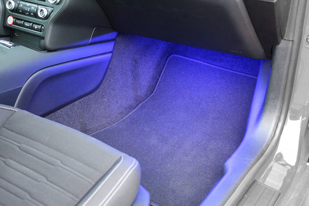 2015-21 Mustang LED Footwell Lighting