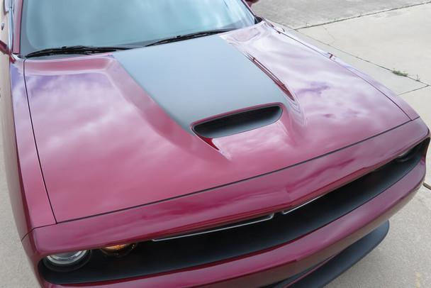2019-21 Challenger GT/RT/Scat Pack Hood Stripe