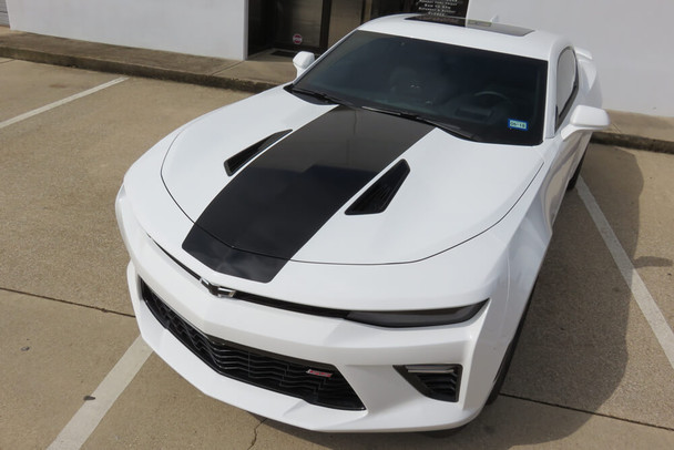 2016-18 Camaro XL Center Hood Stripe