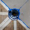 Blue Max® Caulk used for Drain gap fill