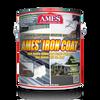 One gallon bucket front label imageof AMES Iron Coat®