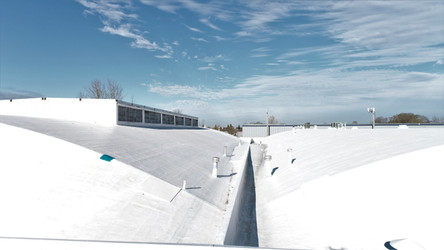 DIY Roof Coatings with Ames Liquid Rubber Elastomeric Technology
