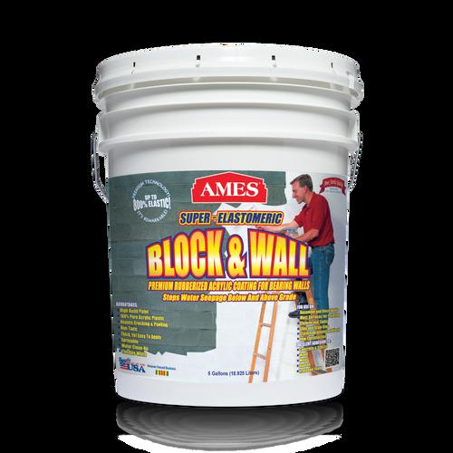 Five gallon bucket front image of Block & Wall™ Acrylic