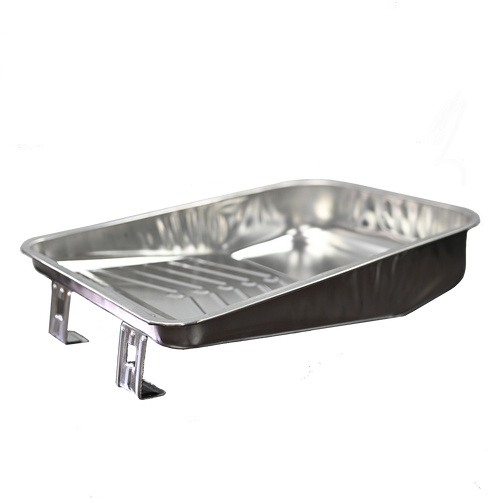LINZER Deep Well Metal Tray