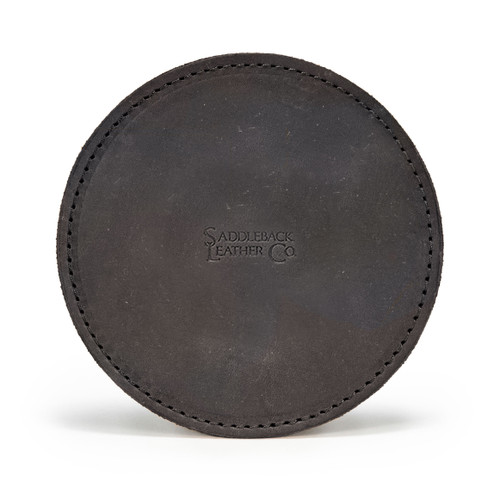 Round Coaster Set of 4 - Carbon