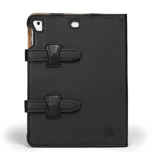 """Hard Leather iPad Pro Case 9.7"""" - Black"""