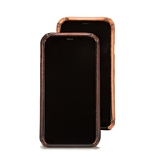 Boot Leather iPhone Case - 11 Pro - Dark
