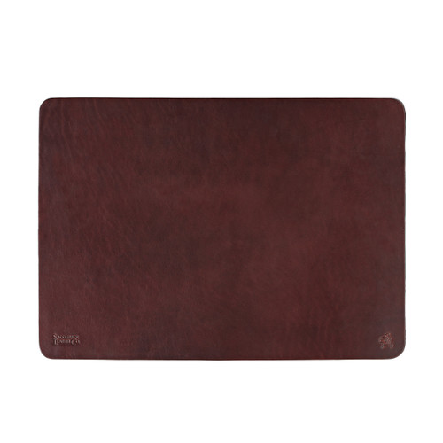 Old Bull Small Leather Desk Pad