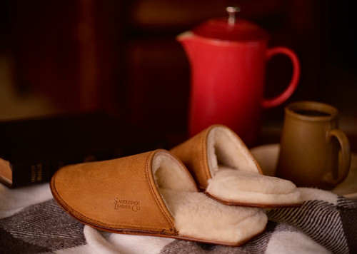 Sheepskin Slippers - Women