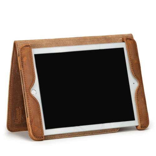 Hard Leather iPad Pro Case 9.7""