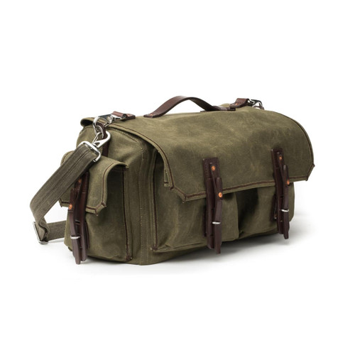 5 Pocket Weatherproof Canvas Duffle Bag