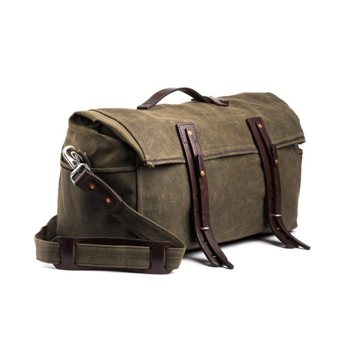 Overnight Canvas Duffle Bag