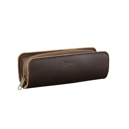 Leather Pen/Pencil Case