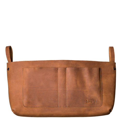 Leather Tote Organizer