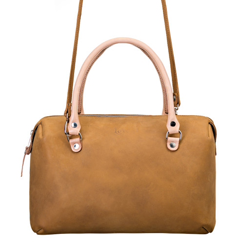 Large Duffel Purse