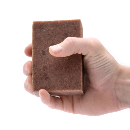 Leather Man Soap, Saddleback Edition