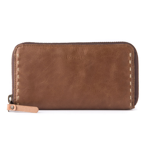 Suzette's Steals Continental Leather Wallet