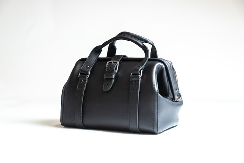 Big Mouth Duffle - Black