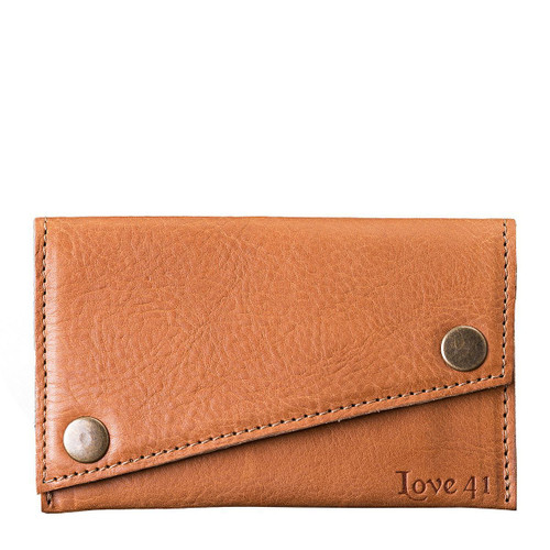 Suzette's Steals Leather Envelope Wallet
