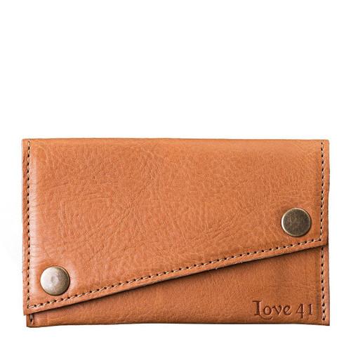 Suzette's Steals Leather Envelope Wallet