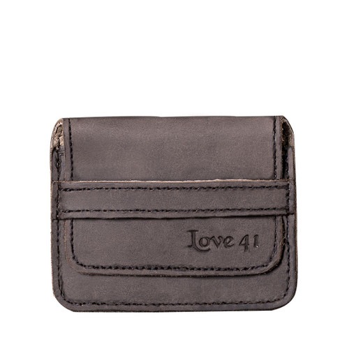 Suzette's Steals Flap ID Card Wallet