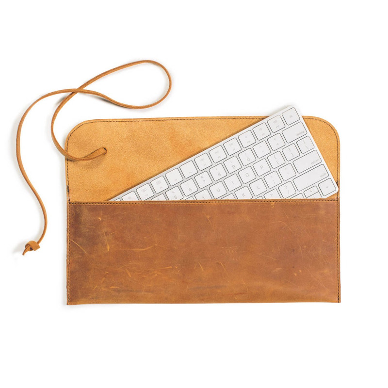 Leather Keyboard Case