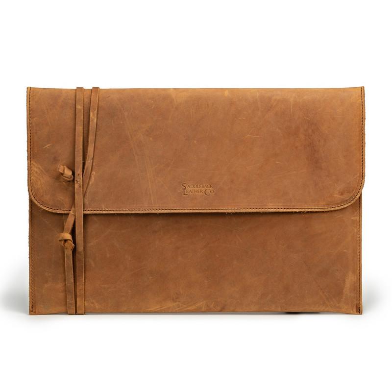 "Leather 15"" Laptop Case"