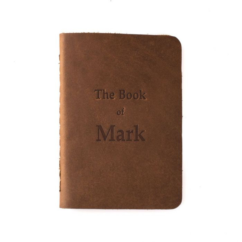 Leather Pocket Bible, Book of Mark