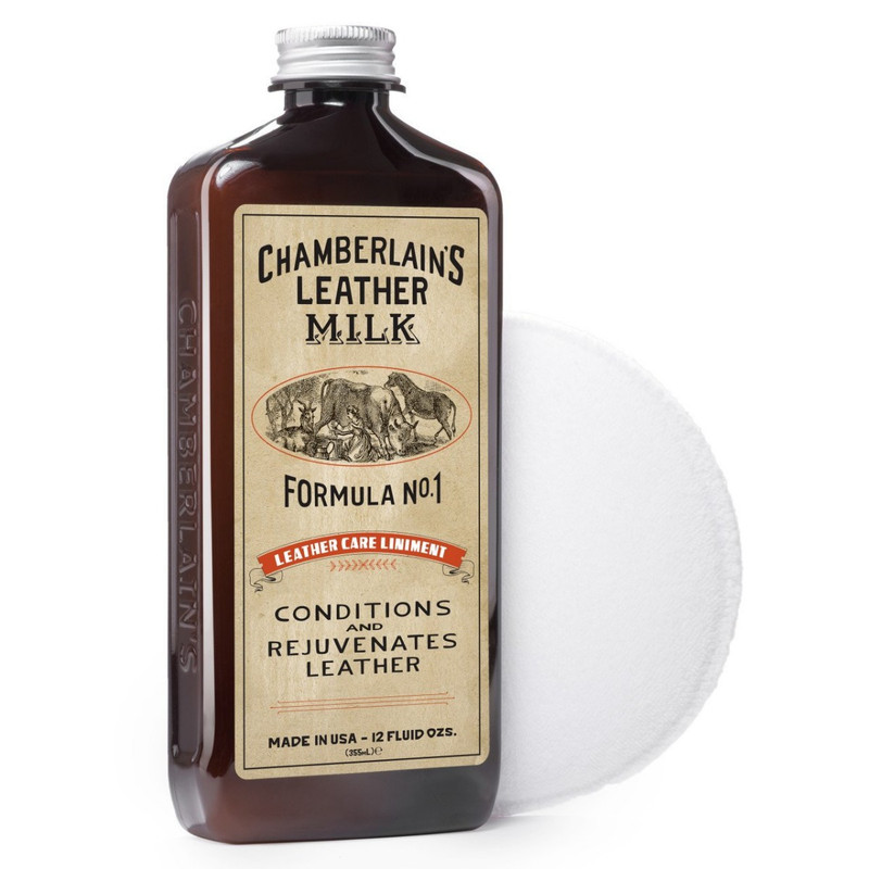 Leather Conditioner Chamberlain's Liniment No. 1