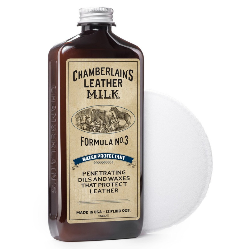 Leather Protector Chamberlain's Water Protectant No 3