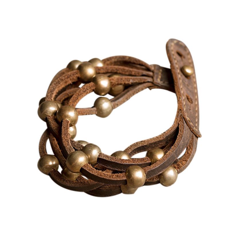 Floating Orbits Bracelet