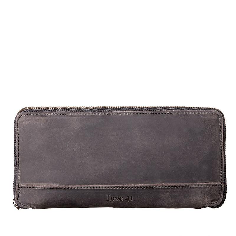 Zipper Clutch Wallet
