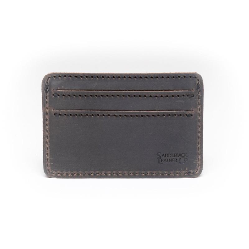 Front Pocket ID Wallet - Carbon - Old Design