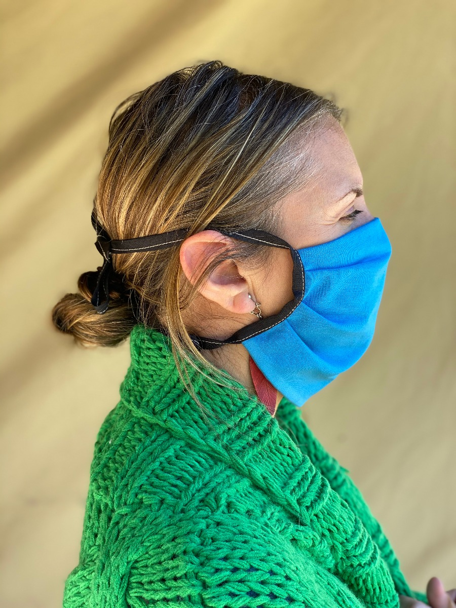 Great fitting Reusable face mask