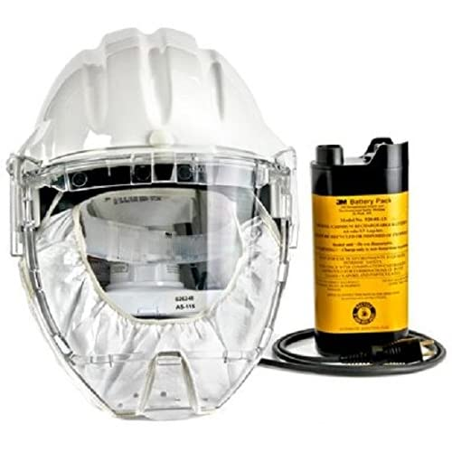 PAPR reusable face mask