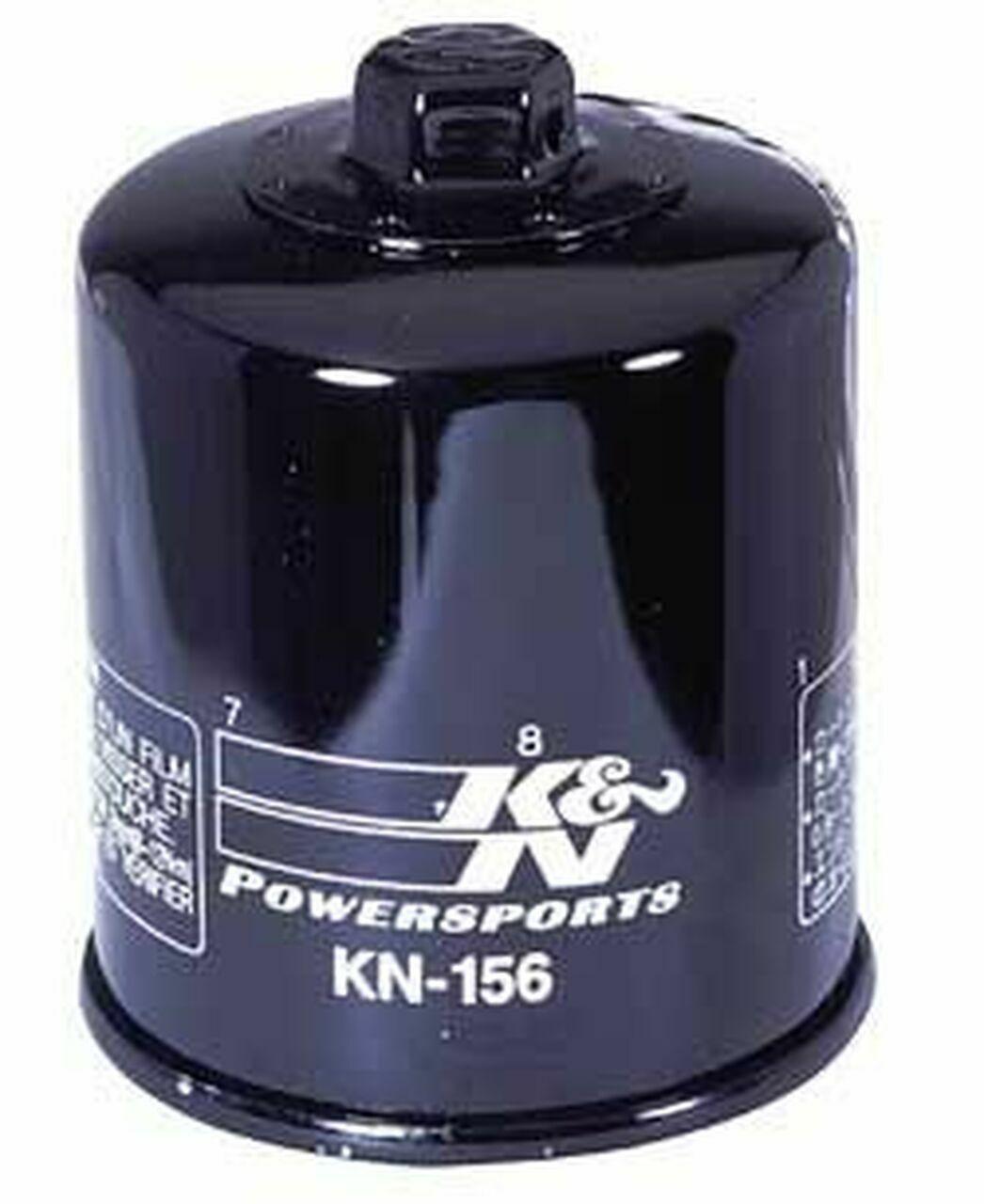 K & N Oil Filters