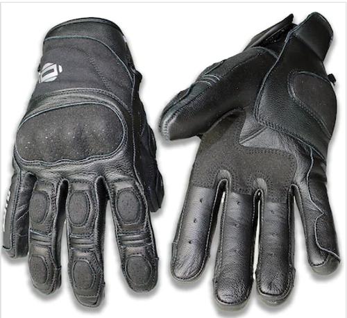 Leather  Gloves Fusion / Мотоциклетни Кожени Ръкавици
