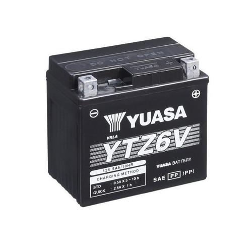 Yuasa YTZ6V