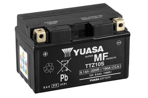 Yuasa TTZ10S