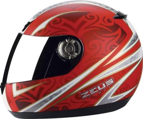 ZEUS HELMET FULL FACE ZS-805 Graphix RED