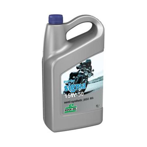 MOTORCYCLE ROCK OIL GUARDIAN SIGMA - 4lt