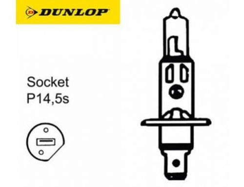 DUNLOP H1 -12V 55W LAMP 3954
