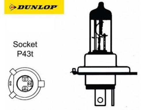 DUNLOP H4 LAMP 3956