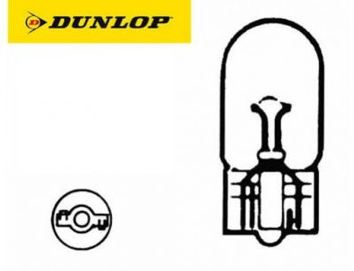 DUNLOP AUTO LAMP W1.2W