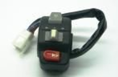 Left switch set for scooters 50cc