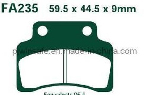 Brake pads FA235