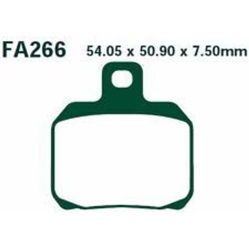 Brake pads FA266