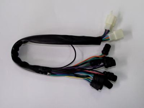 Meter wiring / C0017
