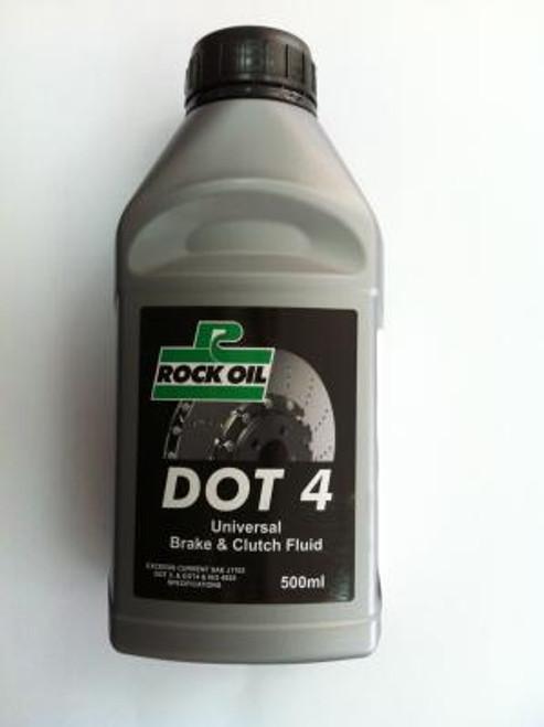 Universal Brake and Clutch Fluid DOT4